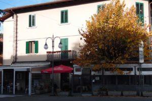 Albergo La Torretta facciata